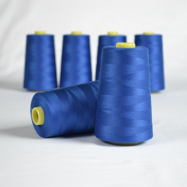 overlock/coverlock-polyester-nähgarn-ntf-5000-blau