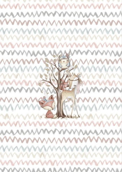 jersey-panel-milano-l-40x60-forest-/-wald-