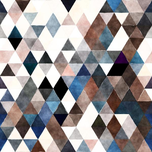 panel-für-pul-Überhose-blaues-dreieck