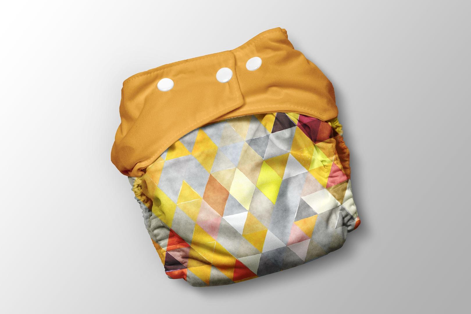 panel-für-pul-Überhose-gelbes-dreieck